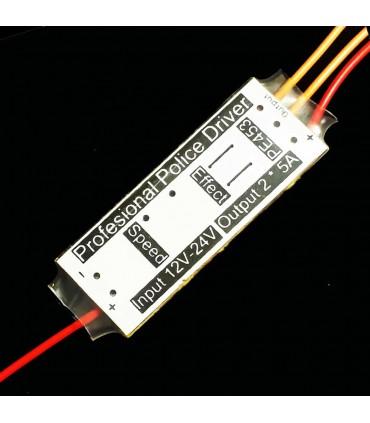 برد فلاشر پلیسی حرفه ای 10A مدل PE453