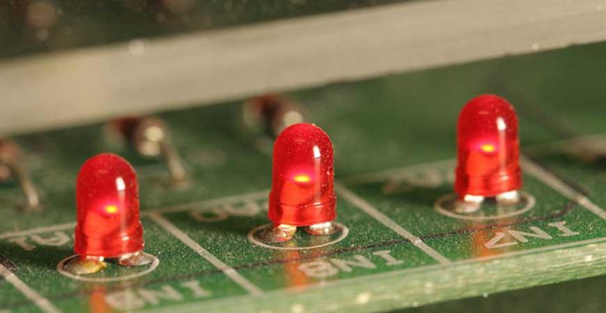 تاریخچه LED چیست؟