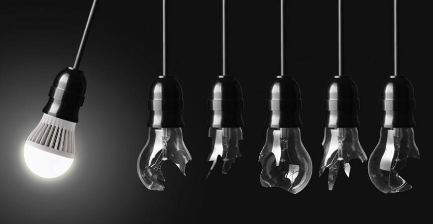 هر آنچه باید از لامپ های LED بدانید